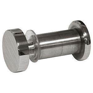 Metro Glass Anti-Lift Fitting, 24mm Diameter