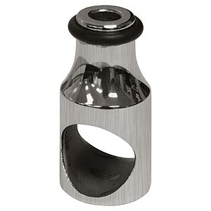 Stainless Steel Metro Door Stop with O-Ring