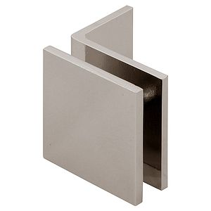 Square Fixed Panel Clamp with Small Leg