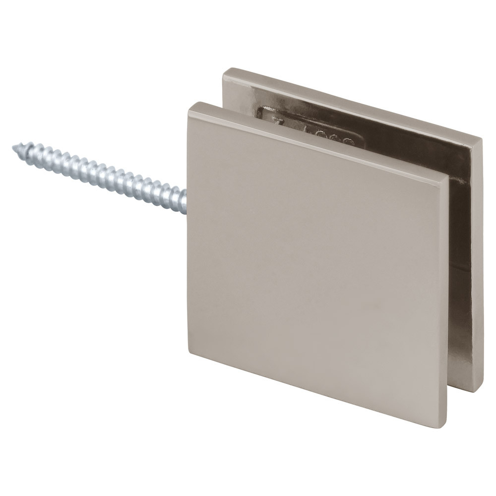 Square Wall Mount Moveable Transom Clamp