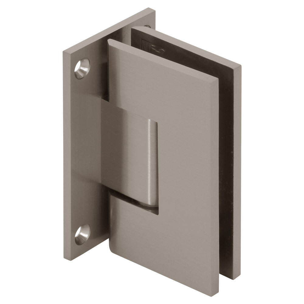 Venus Wall Mount Square Full Back Shower Hinge