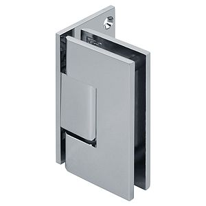 Venus Wall Mount Square Offset Back Shower Hinge