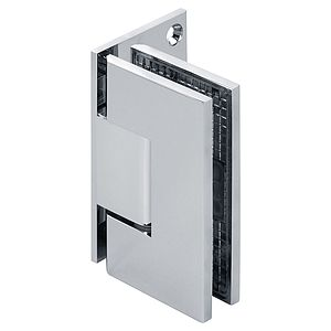 Venus Adjustable Wall Mount Square Offset Back Shower Hinge