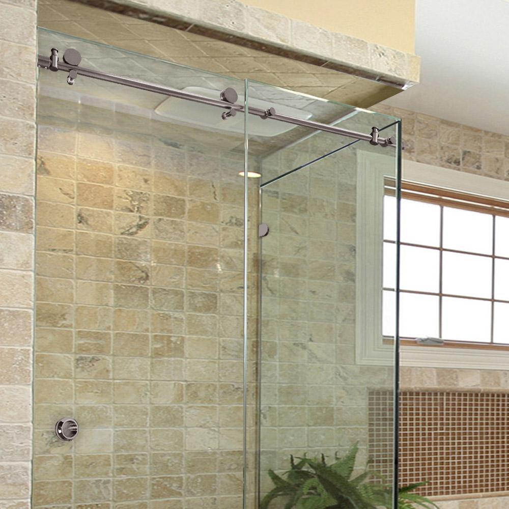 Metro Sliding Shower Door Header Kit